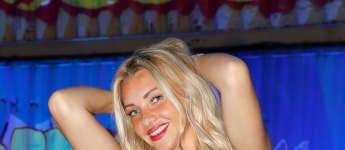 """Von Evelyn Burdecki wird es keine Nacktbilder geben: """"Ich zeige nicht meine nackten Brüste"""""""