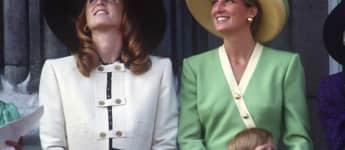 Fergie Lady Diana