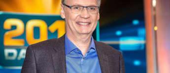 Auch Günther Jauch flucht ab und zu mal