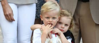 Jacques und Gabriella: So süß sind der Prinz und die Prinzessin von Monaco