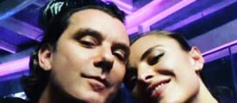 Gavin Rossdale Sophia Thomalla Bilder Instagram
