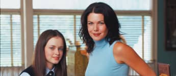 "Alexis Bledel und Lauren Graham in ""Gilmore Girls"""