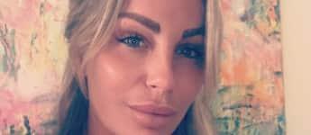 Gina-Lisa Lohfink natürlich fast ohne Make-up