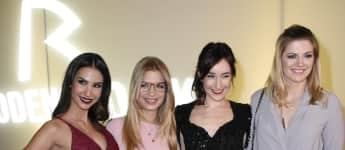 GZSZ-Stars Sila Sahin, Susan Sideropoulos, Maike von Bremen und Nina Bott wiedervereint