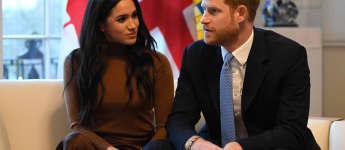 """Harry und Meghan sprechen mit """"Menschen auf allen Ebenen"""" über die BLM-Bewegung"""