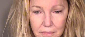 Heather Locklear wurde verhaftet und anschließend wegen einer Überdosis eingeliefert