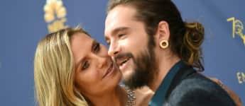 Heidi Klum und Tom Kaulitz sind super verliebt