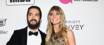 Heidi Klum und Tom Kaulitz legten bei den Oscars 2019 einen strahlenden Auftritt hin