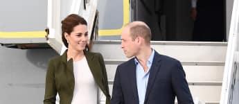 Herzogin Catherine besucht gemeinsam mit Prinz William Zypern und überrascht mit ihrem Look
