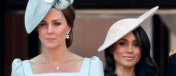 Herzogin Meghan, Meghan Markle, Herzogin Kate, Kate Middleton, Herzogin Kate und Meghan, Wimbledon Finale