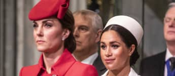 Herzogin Meghan Herzogin Kate Gottesdienst Westminster Abbey