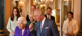 Herzogin Kate und Herzogin Meghan erster gemeinsamer Auftritt seit Weihnachten