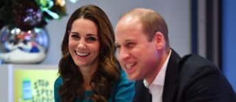Herzogin Kate und Prinz William zu Gast bei BBC, wo sie im Rahmen der Anti-Bullying-Week über Cybermobbing sprachen