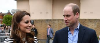Herzogin kate Prinz William Onkel Tante Baby-Sussex