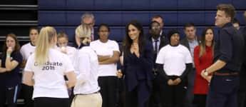Ist Herzogin Meghan schwanger? Mit diesem Bild sorgt sie für Duskussionen