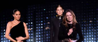 Herzogin Meghan Foto gelöscht Fashion Awards