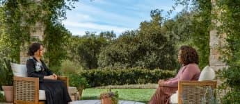 Herzogin Meghan im exklusiven Interview mit Talklegende Oprah Winfrey