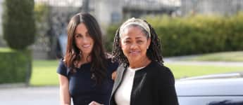 Herzogin Meghan Mutter Doria Ragland