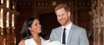 Herzogin Meghan und Prinz Harry genießen die Zeit mit ihrem Sohn Archie Harrison