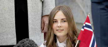 Prinzessin Ingrid Alexandra am norwegischen Nationalfeiertag
