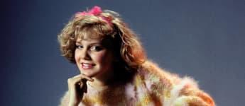 Inka Bause jung 1986
