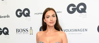 Irina Shayk auf dem Red-Carpet-Event 2018