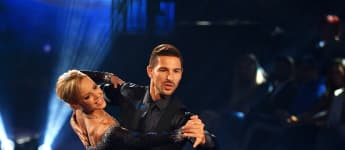 "Isabel Edvardsson und Benjamin Piwko bei ""Let's Dance"" 2019"