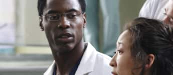 "Isaiah Washington spielte ""Dr. Preston Burke"" bei ""Grey's Anatomy"""