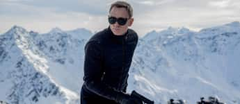 James Bond Daniel Craig Spectre