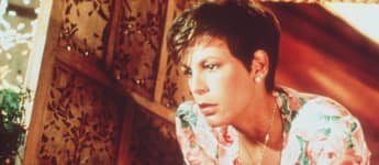 "Jamie Lee Curtis 1988 in ""Ein Fisch namens Wanda"""