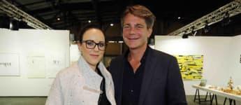 Jasmin Wagner und Frank Sippel 2015 in Berlin
