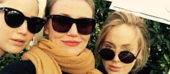 Jennifer Lawrence Cameron Diaz Adele Women's March