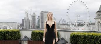 """Jennifer Lawrence bei einem Fototermin zu ihrem neuen Film """"Red Sparrow"""""""