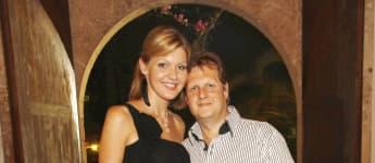Jens Büchner mit seiner Ex Jenny