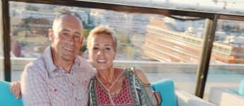 Jens Oliver Haas und Sonja Zietlow