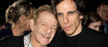 Jerry Stiller und Ben Stiller