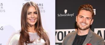 Jessica Paszka und Johannes Haller