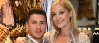 Joey und Ramona zeigten sich ganz verliebt beim ersten gemeinsamen Auftritt in Germering