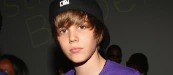 Justin Bieber im Jahr 2009