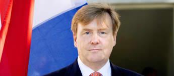 König Willem-Alexander der Niederlande trauert um seine verstorbene Schwägerin