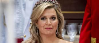 Königin Maxima Diamanten