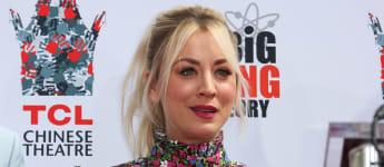 """Kaley Cuoco verabschiedet sich nach zwölf Staffeln von """"The Big Bang Theory"""""""