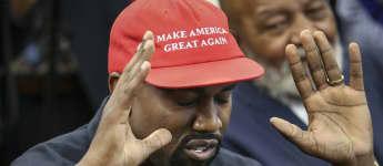 Kanye West möchte 2014 erneut kandidieren