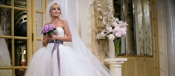"Kate Hudson in ""Bride Wars"""