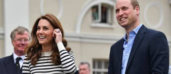 Prince William and Duchess Catherine on May 7th, 2019