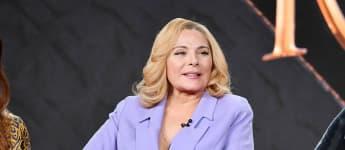 Kim Cattrall im Januar 2020
