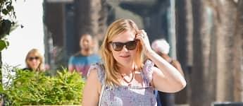 Kirsten Dunst ist schwanger, wie diese Babybauch-Fotos beweisen