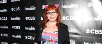 Kirsten Vangsness, 2010, Penekope Garcia, Criminal Minds, rothaarig, früher