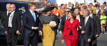 Königin Máxima König Willem-Alexander Deutschland Mainz