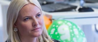 Kronprinzessin Mette-Marit hält sich an die norwegischen Vorgaben für Risikopatienten während der Corona-Pandemie